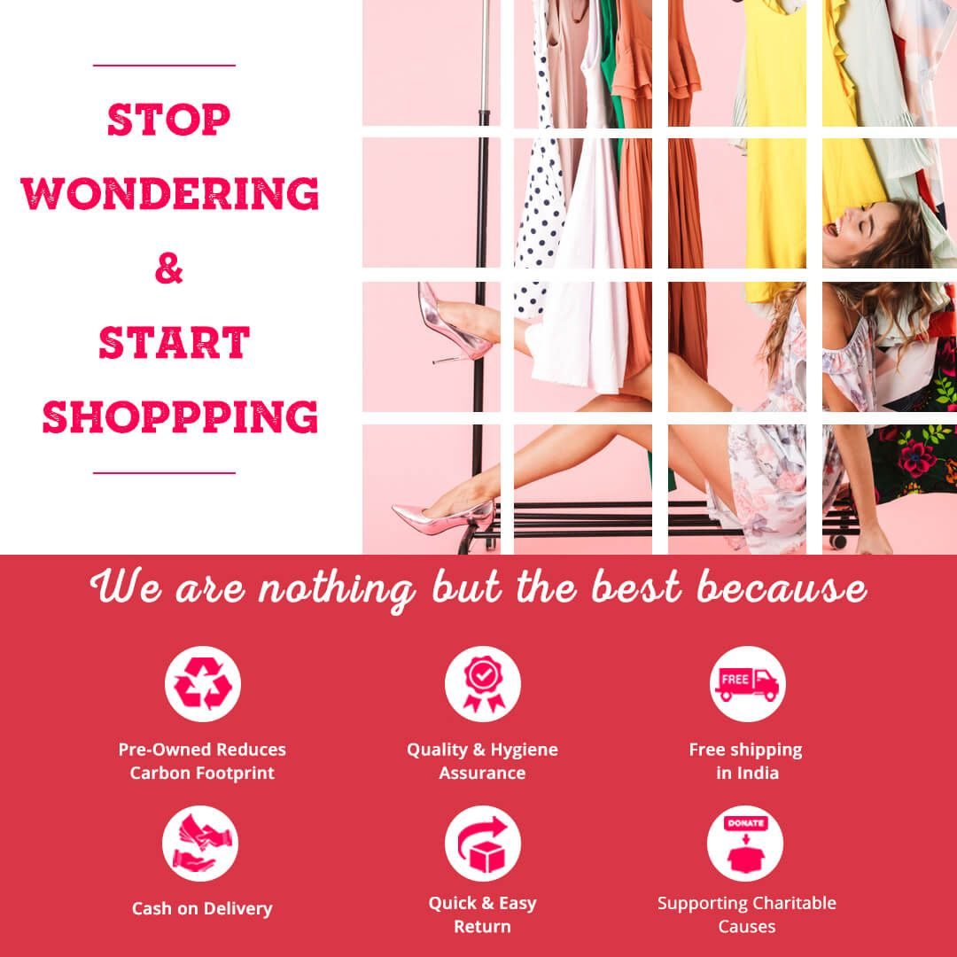Online Fashion Store | Online Clothing Store | Pre-Owned Clothing